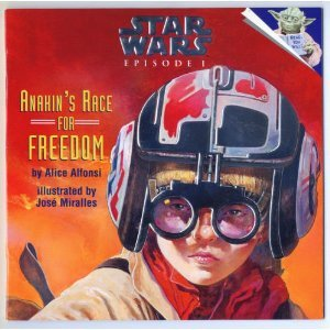 9780375808913: Star Wars Episode 1: Anakin's Race for Freedom