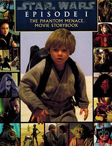The Phantom Menace: Movie Storybook (Star Wars,: Lucasfilm Ltd. Staff