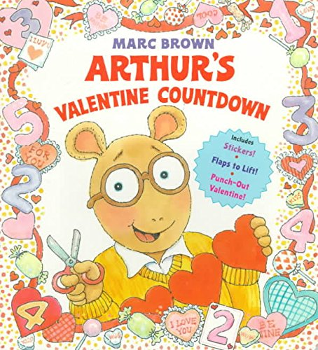 Arthurs Valentine Countdown