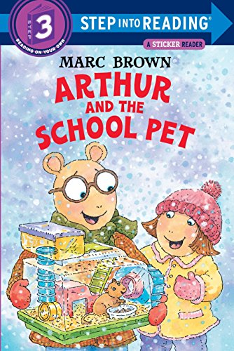 9780375810015: Arthur and the School Pet (Step-Into-Reading, Step 3)