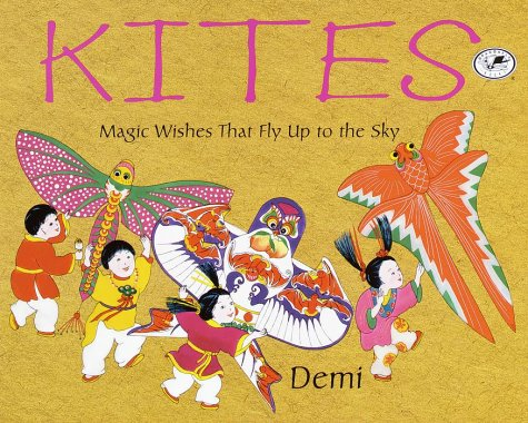 9780375810084: Kites: Magic Wishes That Fly Up to the Sky