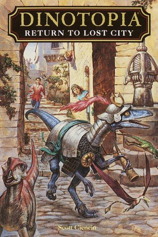 9780375810183: Return to Lost City (Dinotopia, No. 12)