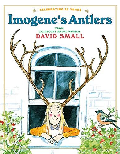9780375810480: Imogene's Antlers