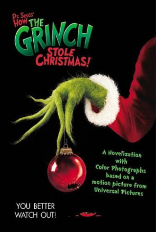9780375810626: How the Grinch Stole Christmas!