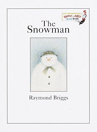 9780375810671: The Snowman (Bright & Early Board Books(tm))