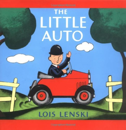 9780375810732: The Little Auto (Lois Lenski Books)