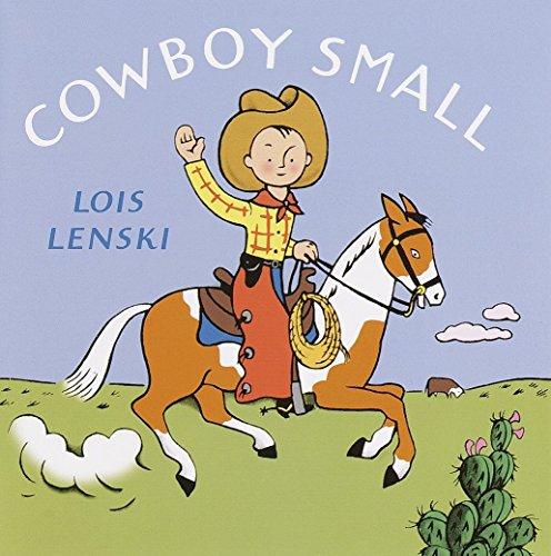9780375810756: Cowboy Small (Lois Lenski Books)