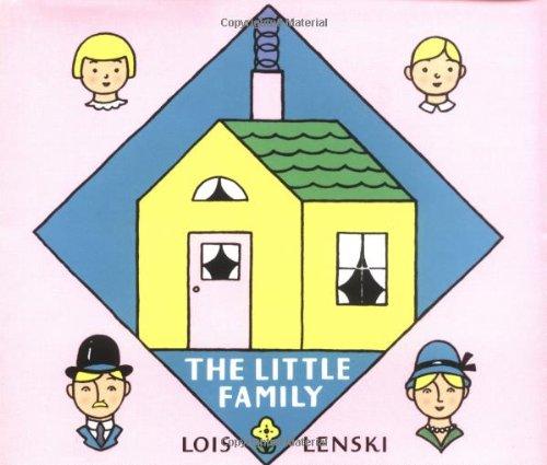 9780375810770: The Little Family (Lois Lenski Books)