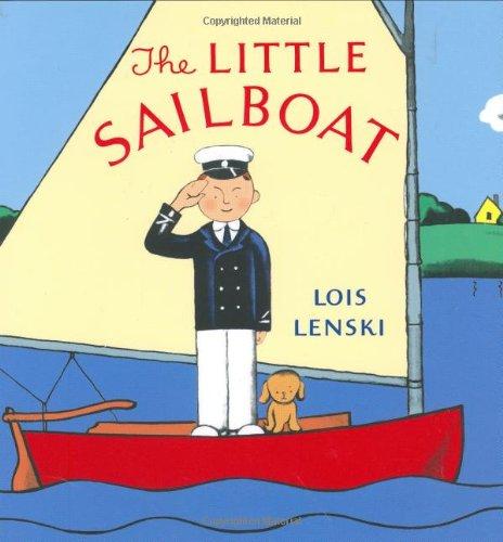 The Little Sailboat (Lois Lenski Books): Lenski, Lois