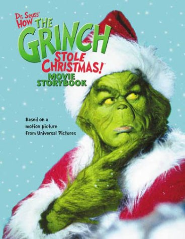 9780375811036: Dr. Seuss' How the Grinch Stole Christmas: Movie Storybook