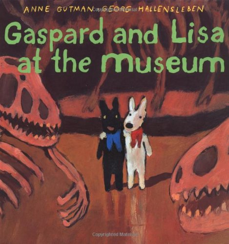 9780375811173: Gaspard and Lisa at the Museum (Gaspard and Lisa Books)