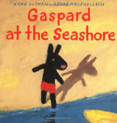 9780375811180: Gaspard at the Seashore (The Misadventures of Gaspard and Lisa)
