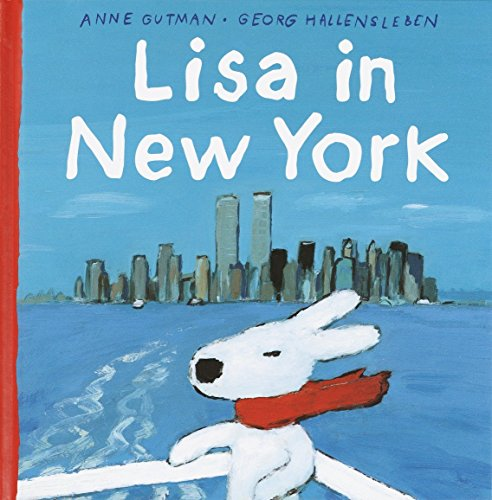9780375811197: Lisa in New York (The Misadventures of Gaspard and Lisa)
