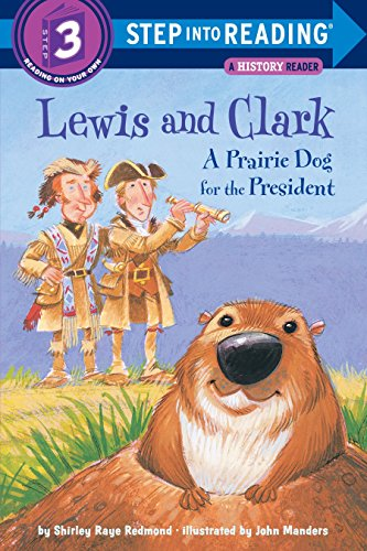 Lewis and Clark: A Prairie Dog for: Redmond, Shirley Raye;
