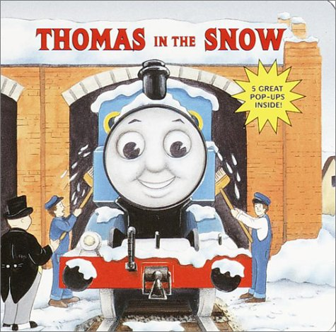 Thomas in the Snow (Mini Pops) (9780375811807) by Random House