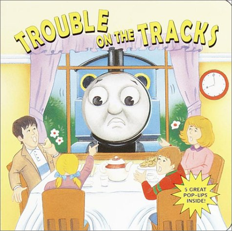 Trouble on the Tracks (Mini Pops) (0375811818) by Random House