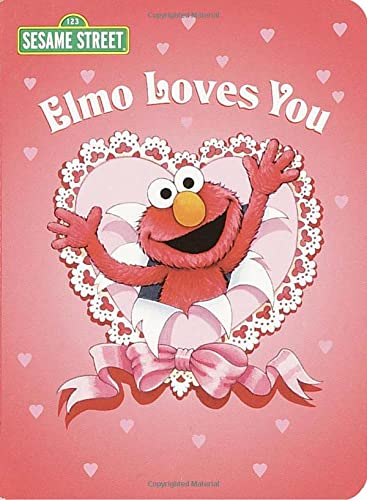 9780375812088: Elmo Loves You: A Poem by Elmo (Big Bird's Favorites Board Books)