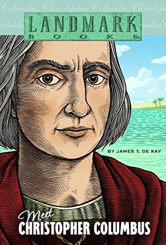 9780375812101: Meet Christopher Columbus (Landmark Books)