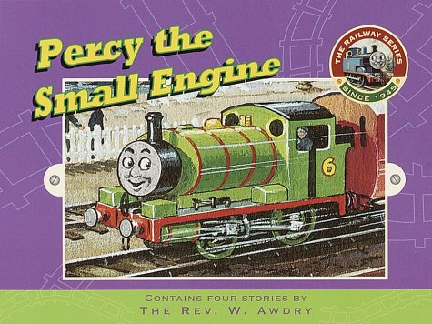 9780375812248: Percy the Small Engine (Railway Series)