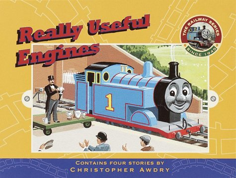 9780375812255: Really Useful Engines (Railway Series)
