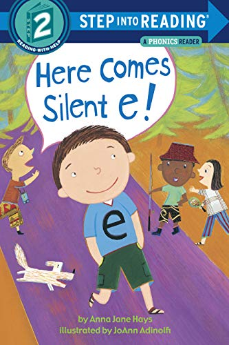 9780375812330: Here Comes Silent E!: A Phonics Reader