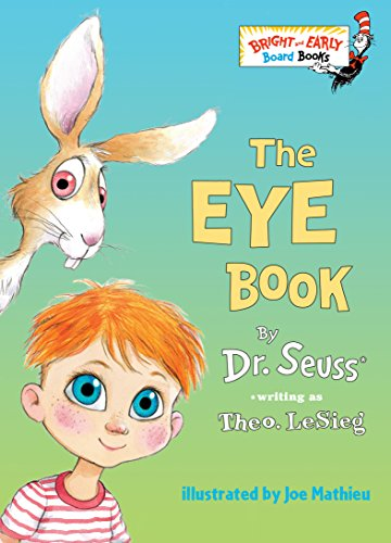 9780375812408: The Eye Book (Bright & Early Board Books(TM))
