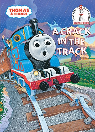 9780375812460: A Crack in the Track: A Thomas the Tank Engine Story