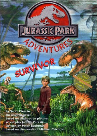 9780375812897: Survivor with Cards (Jurassic Park Adventures)
