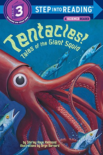 9780375813078: Tentacles! Tales Of The Giant Squid (Step Into Reading)