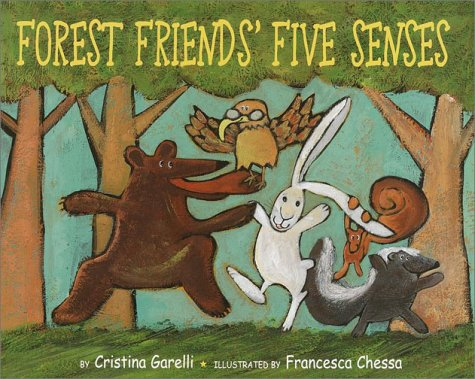 9780375813085: Forest Friends' Five Senses