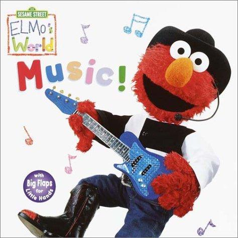 9780375813375: Elmo's World: Music! (Sesame Street® Elmos World(TM))