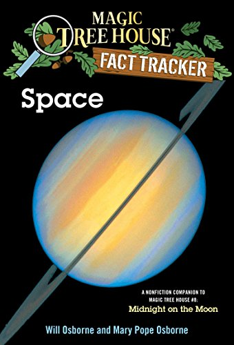 9780375813566: Space (Magic Tree House Research Guide)
