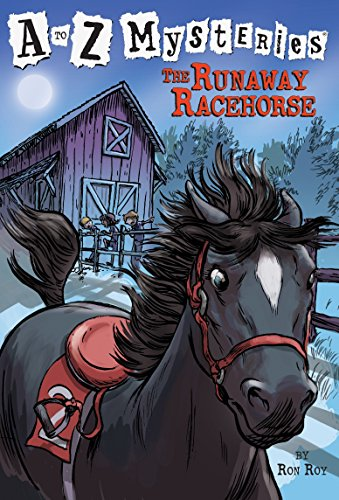 9780375813672: The Runaway Racehorse (A to Z Mysteries)