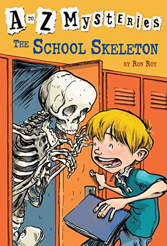 9780375813689: The School Skeleton (A to Z Mysteries)