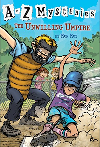 9780375813702: The Unwilling Umpire (A to Z Mysteries)