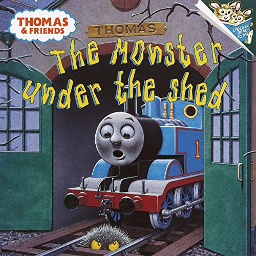 The Monster Under the Shed (Pictureback(R)): Random House