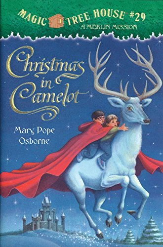 9780375813733: Christmas in Camelot (Magic Tree House)
