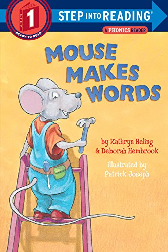 9780375813993: Mouse Makes Words: A Phonics Reader (Step-Into-Reading, Step 1)