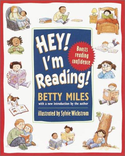 9780375814204: Hey! I'm Reading!