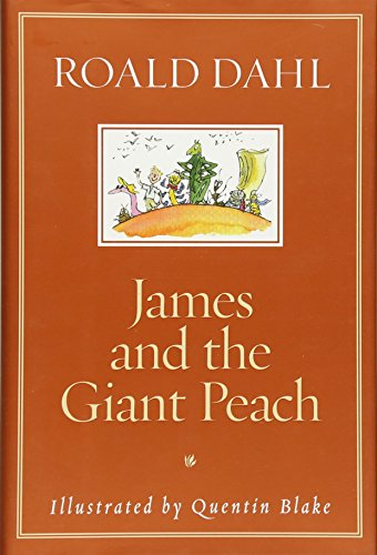 James and the Giant Peach (Hardback)