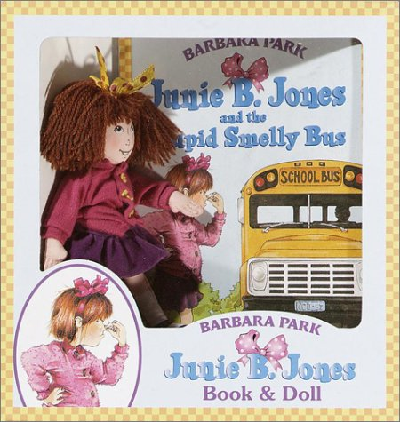 9780375814624: Junie B. Jones and the Stupid Smelly Bus (Book and Doll)