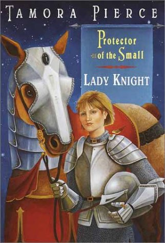 9780375814655: Lady Knight (The Protector of the Small)