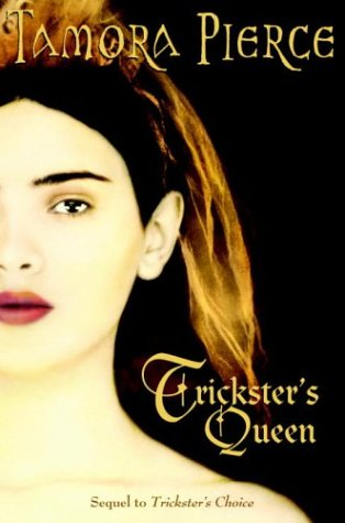 9780375814679: Trickster's Queen (Daughter of the Lioness, Book 2)