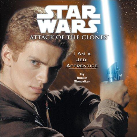 9780375814938: Star Wars Episode II: I Am a Jedi Apprentice (Star Wars Storybooks)