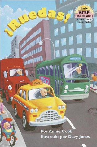 9780375815003: Ruedas! (Early Step Into Reading, Prescolar Y Kindergarten)