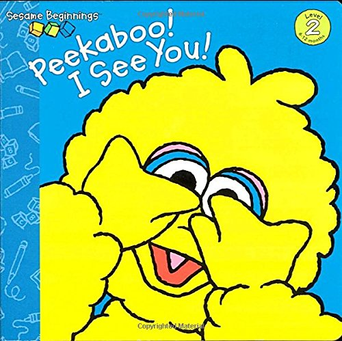 9780375815126: Peekaboo! I See You! (Sesame Street) (Sesame Beginnings)