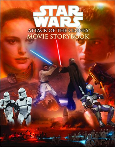 Star Wars Episode II: Attack of the: Jane Mason, Sarah