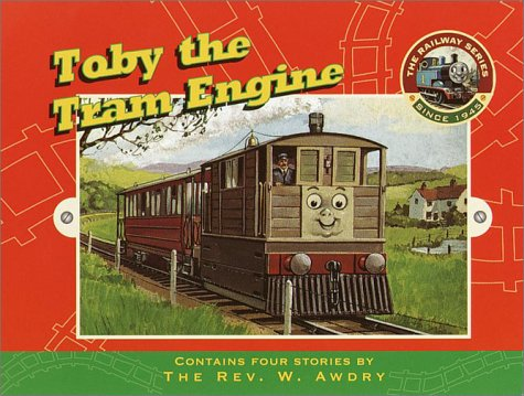 9780375815515: Tte - Rail Series - Toby Tram (The Railway Series)