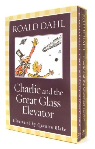 9780375815591: Roald Dahl/Charlie Boxed Set (Charlie and the Chocolate Factory and Charlie and the Great Glass Elevator)