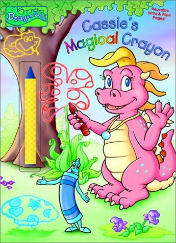 Cassie's Magical Crayon (Color Plus): House, Random